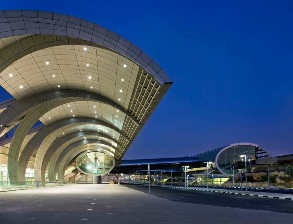 Dubai International Airpot Access Panels Direct