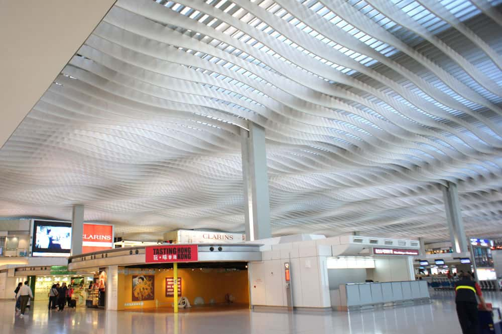 Hong Kong Sky Plaza Terminal Access Panels Direct
