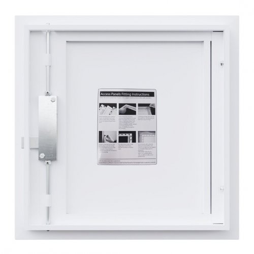 2hr Fire Rated Access Panel - Metal Door Picture Frame 2