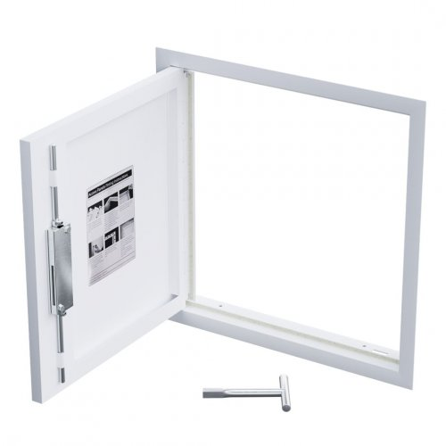 2hr Fire Rated Access Panel - Metal Door Picture Frame 4