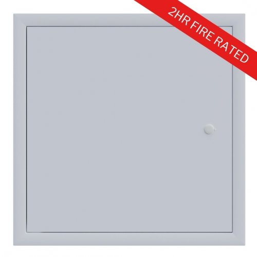 2hr Fire Rated Access Panel - Metal Door Picture Frame Front