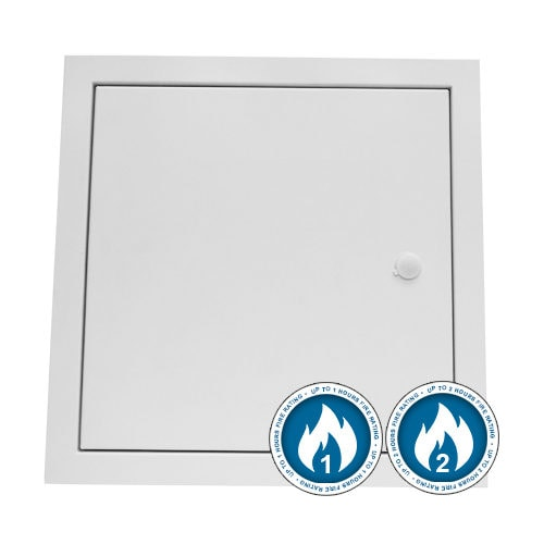 Fire Rated Metal Door and 25mm Picture Frame 1