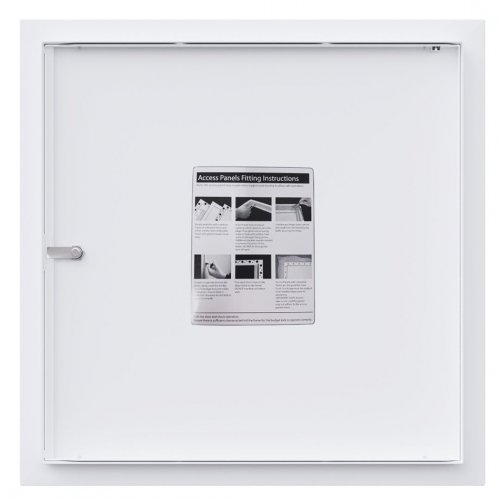 Budget Access Panel - Picture Frame - Back