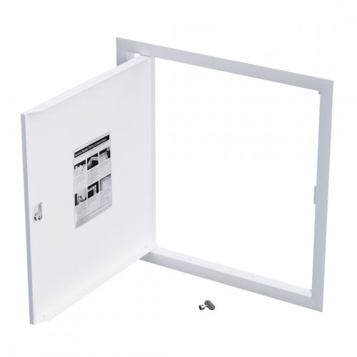 Budget Access Panel - Picture Frame - Open