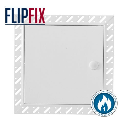 Flipfix Metal Door Beaded Frame Fire Rated