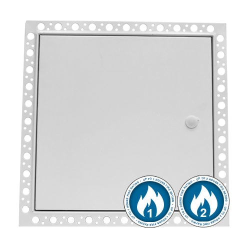 Fire Rated Metal Door and Concealed Beaded Frame 1