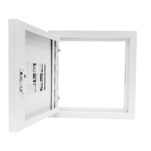 Metal Door Picture Frame Non Fire Rated