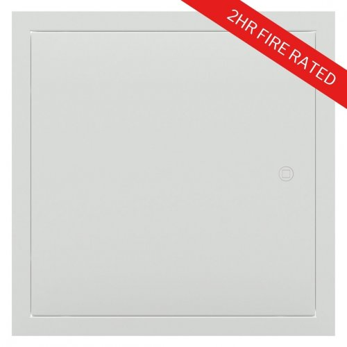 Metal 2hr Fire Rated Access Panel Picture Frame - FlipFix - 1080 x 1080