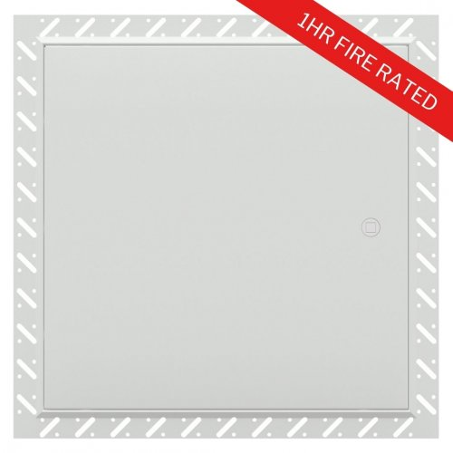 Metal Fire Rated Access Panel Beaded Frame - FlipFix - 1080 x 1080