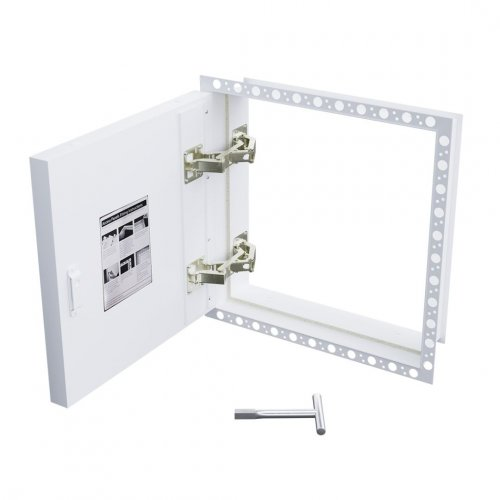 Plasterboard Access Panel with Beaded Frame - 4