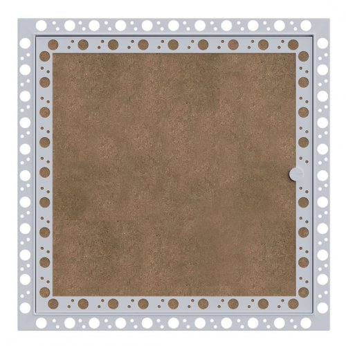 Plasterboard Access Panel with Beaded Frame - Front