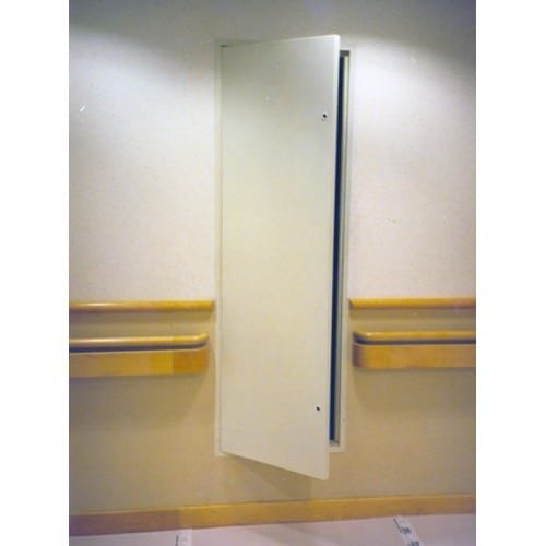 Single Riser Door Access Panels Fire Rated