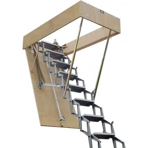 Bespoke ZIP Retractable Ladder