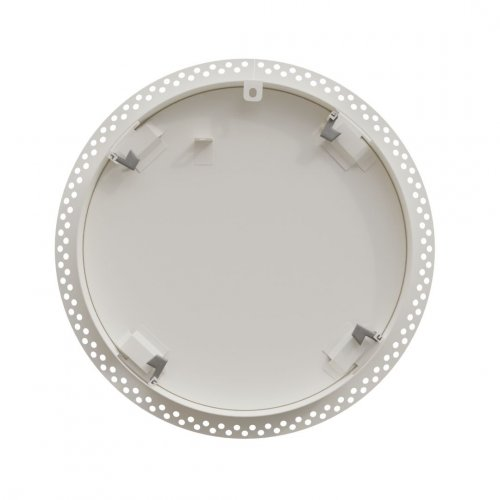 1hr Fire Rated Circular Access Panel - Plasterboard Door with Beaded Frame - FlipFix Access Panel 3